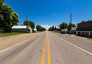 Nenzel, Nebraska Village in Nebraska, United States