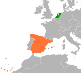 Netherlands–Spain relations