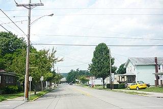 New Florence, Pennsylvania Borough in Pennsylvania, United States