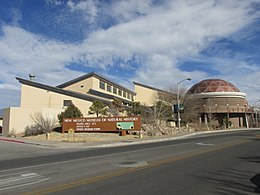 New Mexico Museum of Natural History and Science, Albuquerque NM.jpg