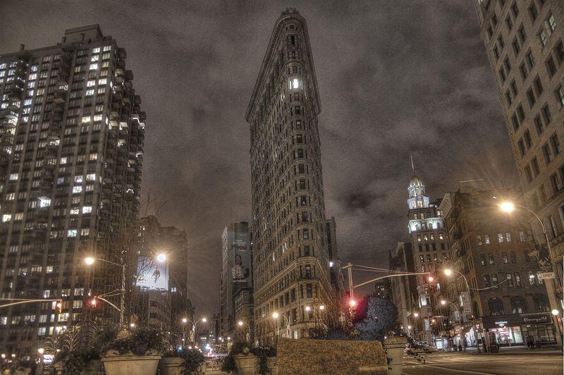File:New York - Flatiron Building HDR.jpg