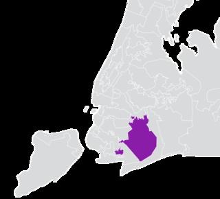 New Yorks 19th State Senate district American legislative district
