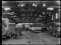 New Zealand Railways buses in the Bus Shop at Petone Railway Workshops, 1928 ATLIB 311711.png