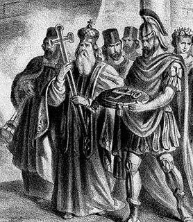 Nicholas Mystikos Patriarch of Constantinople