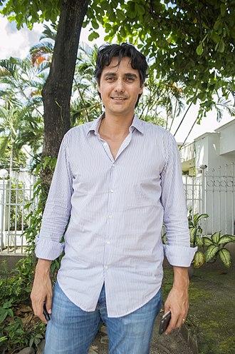 Nicolás Lapentti - Nicolás Lapentti in 2017