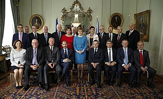 Nicola Sturgeon - Sturgeon meets diplomats from 27 European Union countries at Bute House to discuss the future of EU nationals resident in Scotland following the EU referendum result