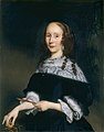 Nicolaes Maes - Portrait of a Woman - WGA13827.jpg