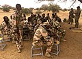 Nigerian service members learn to work together during Flintlock 2014 in Diffa, Niger, March 5, 2014 140305-N-ZZ999-008.jpg