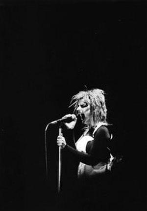 Nina Hagen - Hagen in 1980