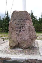 Niobedenkmal Stein