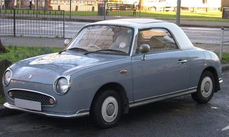 Nissan Figaro Die Vollständigen Informationen Und Online Verkauf