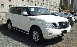Nissan Patrol Y62 01 China 2016-04-13.jpg