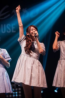 Nogizaka46 at Japan Expo 2014 (8).jpg