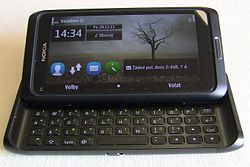 Image illustrative de l'article Nokia E7-00