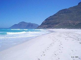 Beaches of Cape Town - Noordhoek beach