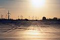 Norddeich wind turbines aganst sun 25.12.2010 17-09-46.JPG