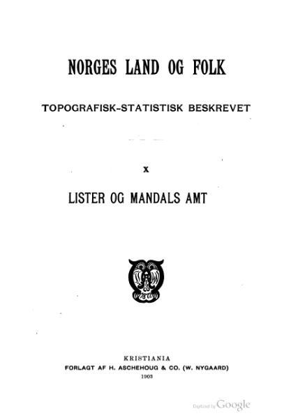 File:Norges land og folk - Lister og Mandals amt 1.djvu