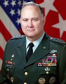 Norman Schwarzkopf Jr. United States Army general