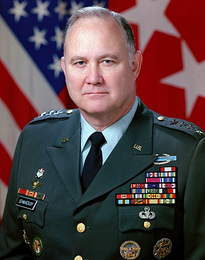 Norman Schwarzkopf, United States Army general