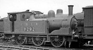 NER Class E class of 120 British 0-6-0T locomotives, later LNER class J71