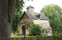Normanville - Dependance de l'ancien Chateau.JPG