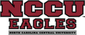 2014–15 North Carolina Central Eagles men's basketball team - Image: North Carolina Central Wordmark