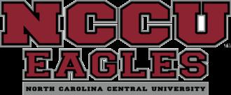 2014–15 North Carolina Central Eagles men's basketball team - Image: North Carolina Central Wordmark