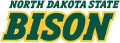 North Dakota State Bison wordmark.png