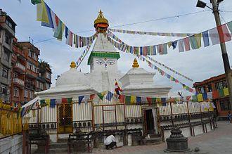 Lalitpur, Nepal - Northern Ashök Stupa