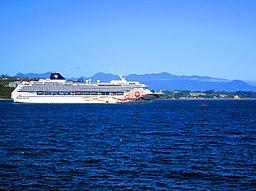 Norwegian Sun en Puerto Montt
