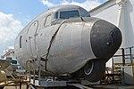 Nose of Douglas DC6B(F) (N841TA) (26416181408).jpg
