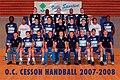 OC Cesson HB Saison 2007-2008.jpg