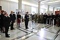 Obchody 7 rocznicy katastrofy smoleńskiej Prezentacja znaczka Poczty Polskiej Pamiętamy 10.04.2010.jpg