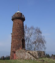 Obserwation tower in Kościelec.jpg
