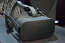 Oculus Rift consumer version (front view) at Step into the Rift (18534911570).jpg