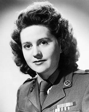 Odette Hallowes - Odette Sansom in 1946