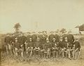 Officers of First Marine Battalion, Portsmouth, NH, 1898 (20940993252).jpg