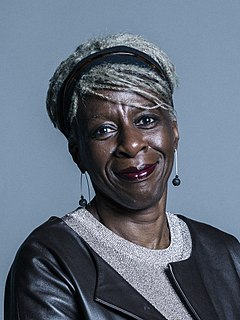 Lola Young, Baroness Young of Hornsey British academic