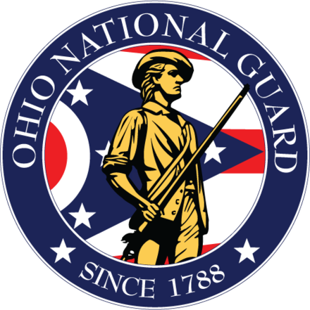 Seal of the Ohio National Guard Ohio National Guard Logo.png