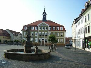 Ohrdruf - Ohrdruf Town Hall