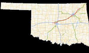 Oklahoma State Highway 66