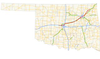 Oklahoma State Highway 66 highway in Oklahoma