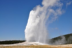 Old Faithfull Geyser