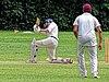 Old Finchleians Cricket Club v Highgate Taverners Cricket Club at Finchley, London, England 07.jpg