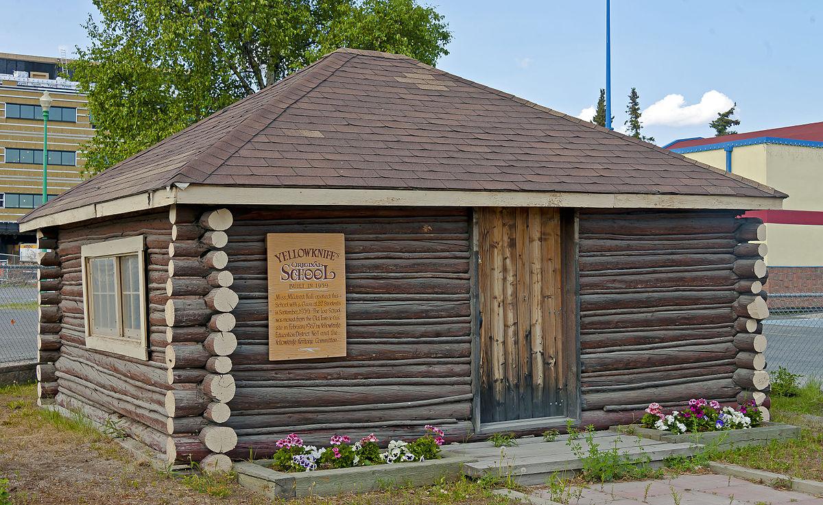 Log School House Wikipedia