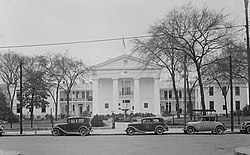 Old State Capitol Building, Markham & Center Streets, Little Rock (Pulaski County, Arkansas).jpg