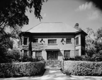 Ransom E. Olds - Olds Mansion