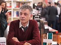 Olivier Bellamy - Salon du livre de Paris - 24 mars 2013.JPG