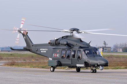 HH-139A, Onda 42, sulla pista dell'Aeroporto di Cervia-Pisignano.