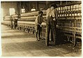 One of the doffers Vivian Cotton Mills, Cherryville, N.C. Nov. 10, 1908. L. W. H. LOC cph.3a29762.jpg